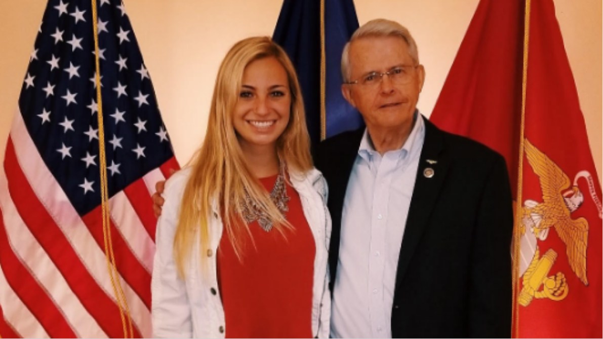 Maria Liberi with Virginia State Senator Richard Black.PNG