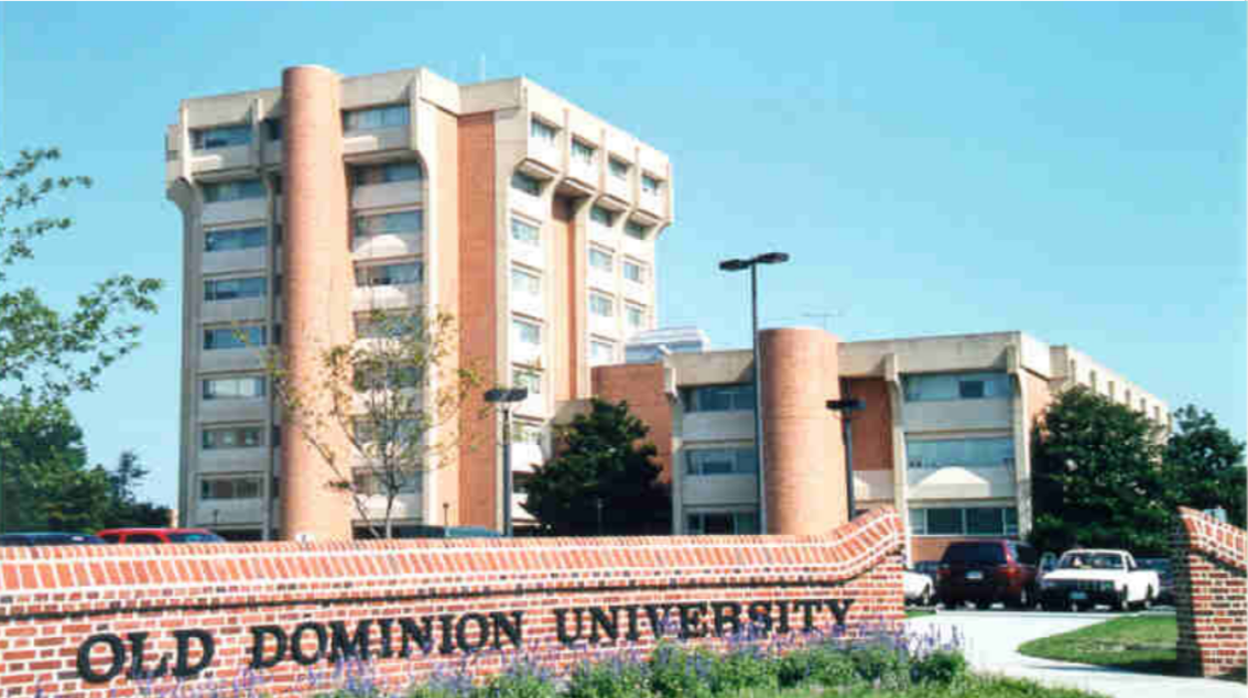 ODU Department of Political Science and Geography