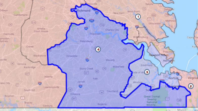 VA House District #4