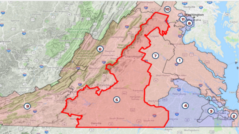 VA House District #5