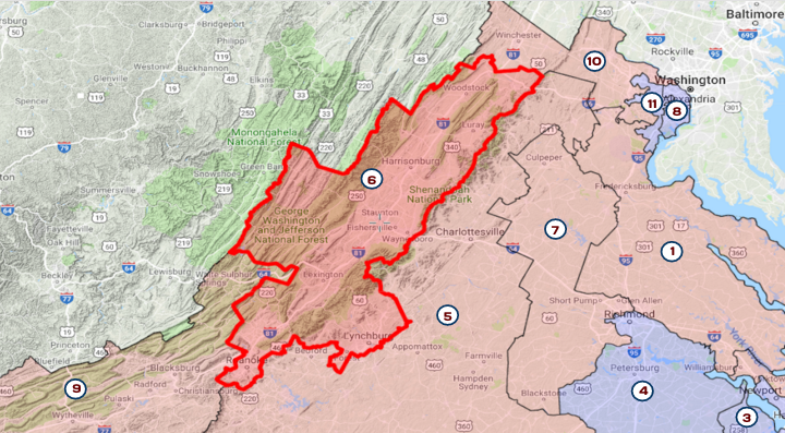 VA House District #6