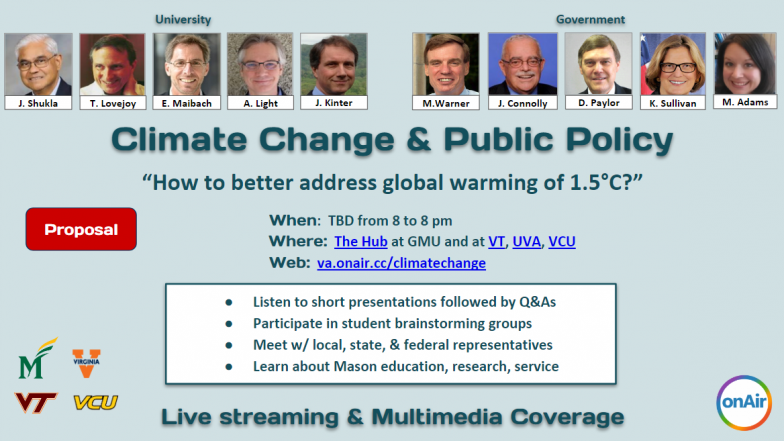 Climate Change & Public Policy Day 2