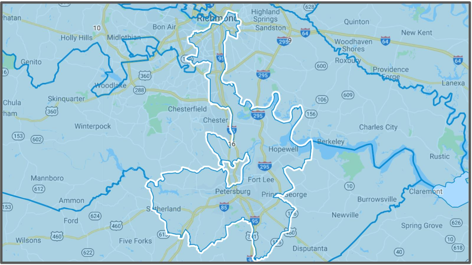 VA Senate District #16