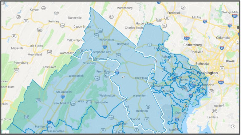 VA Senate District #27