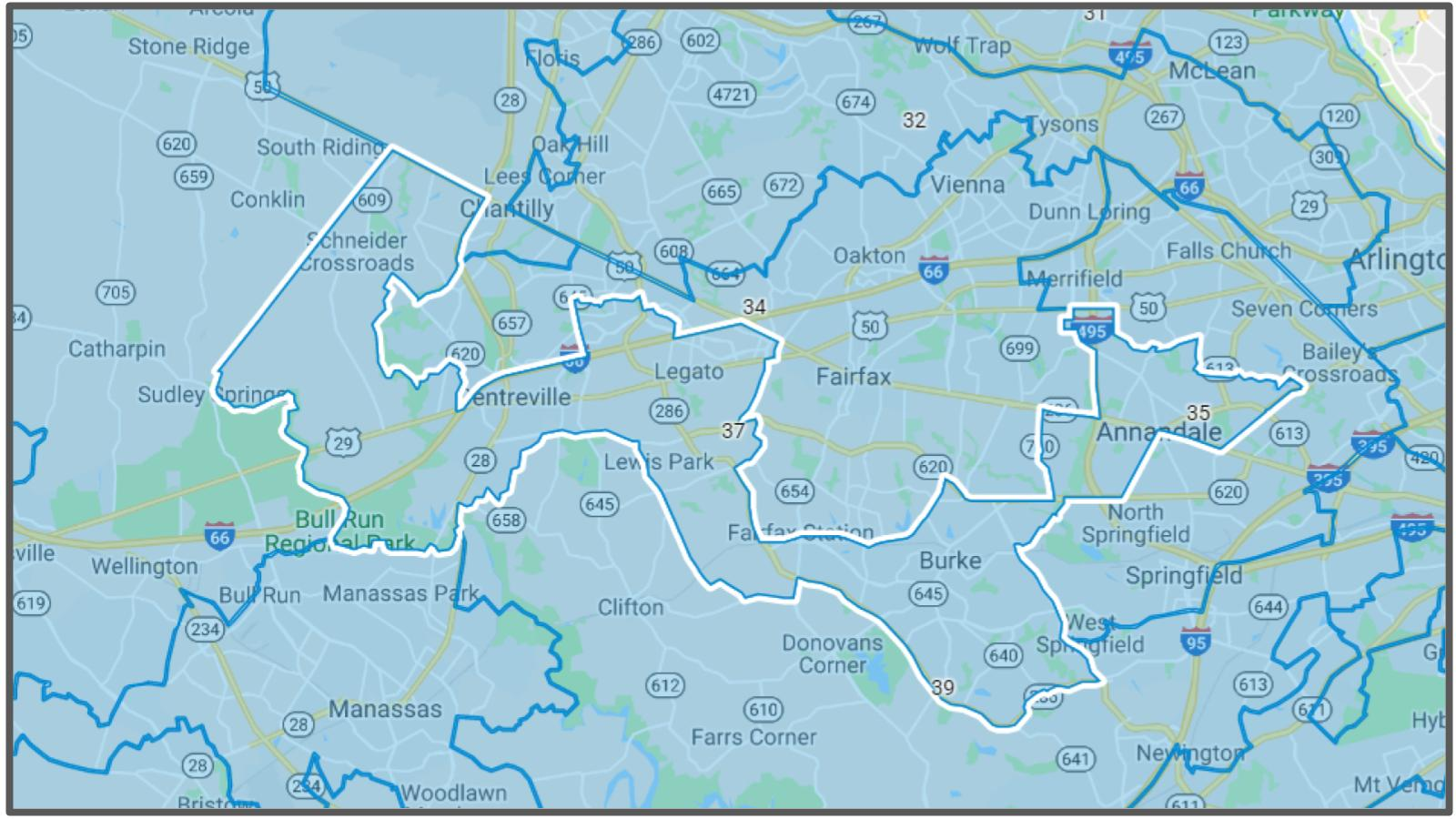 VA Senate District #37