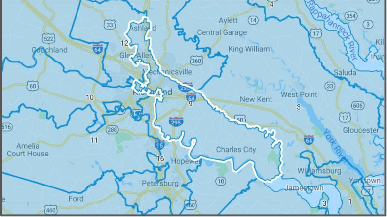 VA Senate District #9