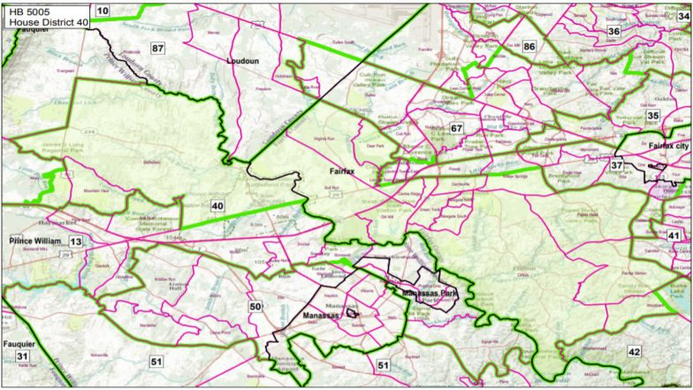 VA State House District #40