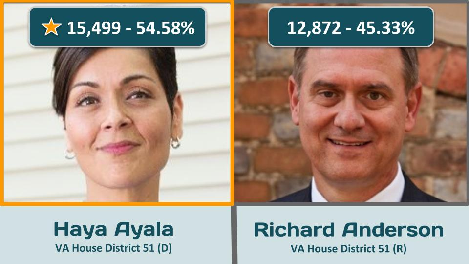 VA House District 51 - 2019