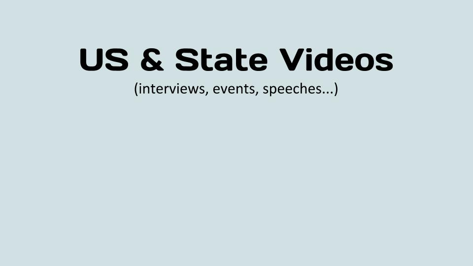 US & State Videos