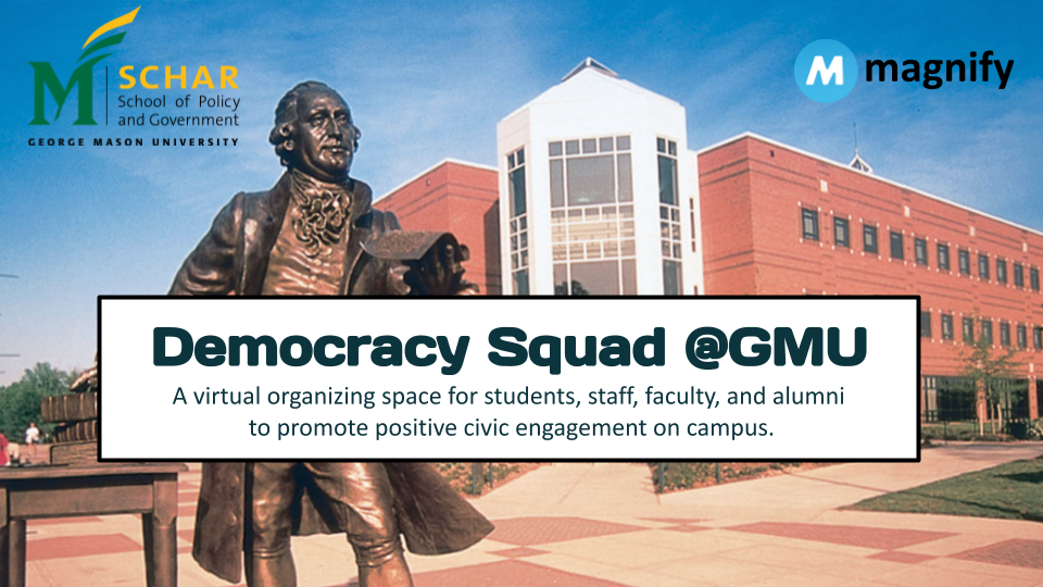 Democracy Squad at GMU