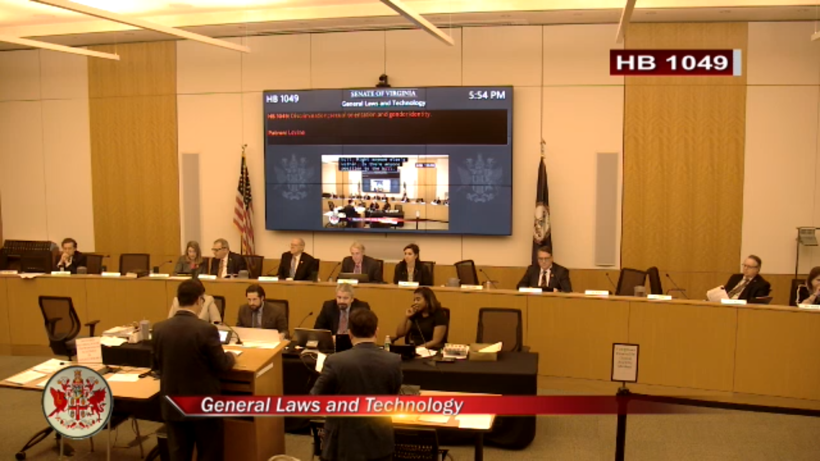 General Laws and Technology Committee
