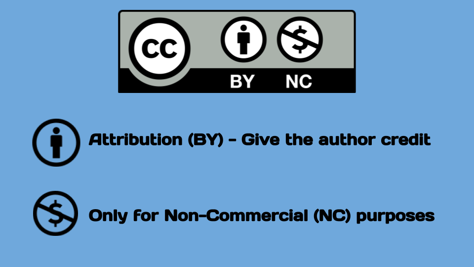 Creative Commons License 2