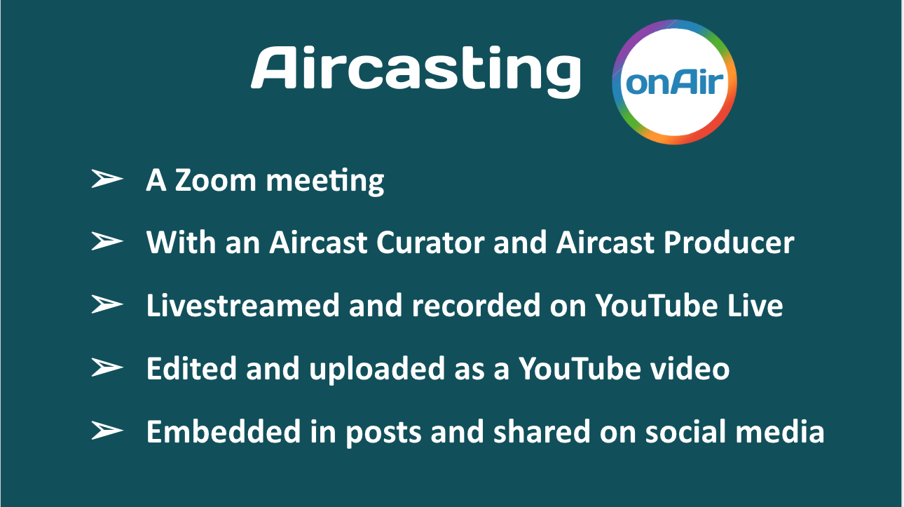 About Aircasting