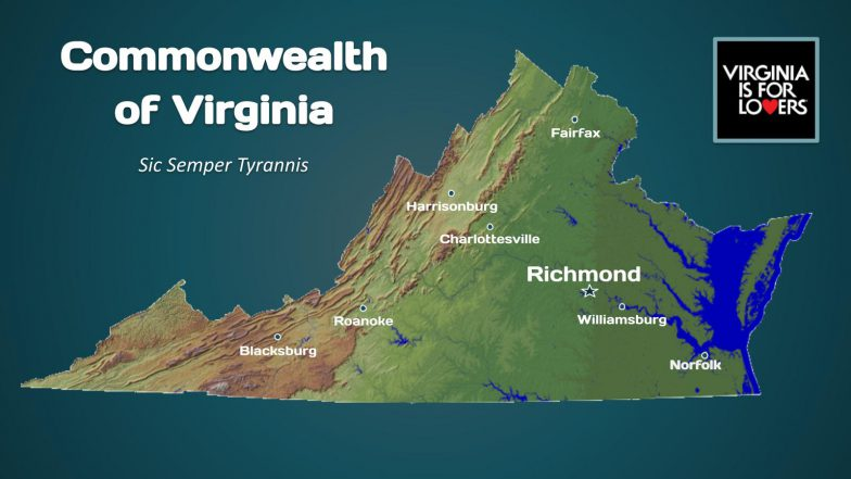 About Virginia