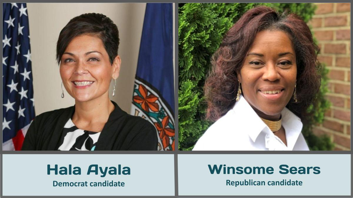 2021 Lt. Governor's Race 1